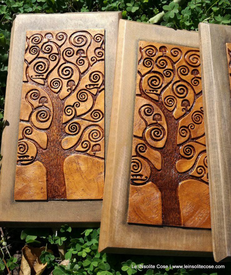 albero della vita regalo originale per testimoni di nozze