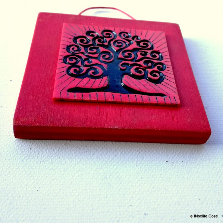 Albero della Vita - Rosso