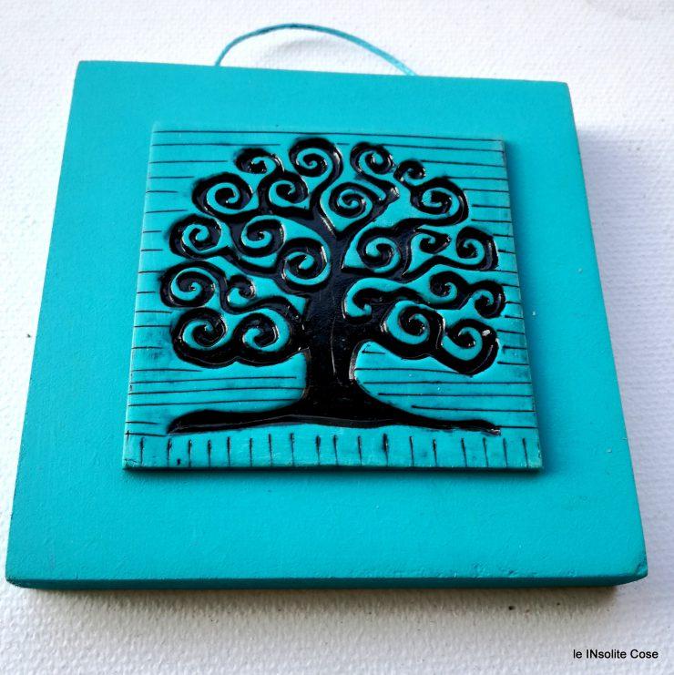 Albero della Vita - Blu