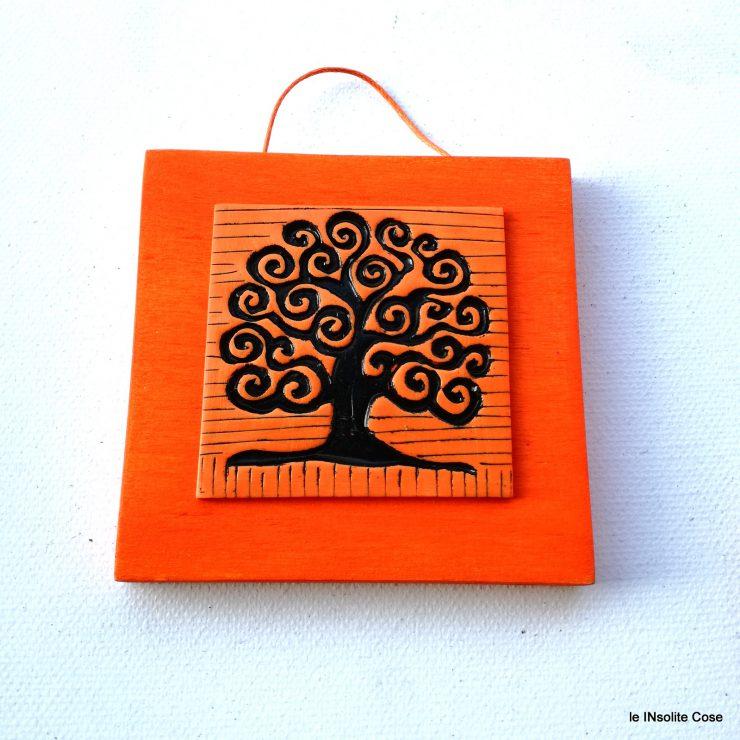 Albero della Vita - Arancione