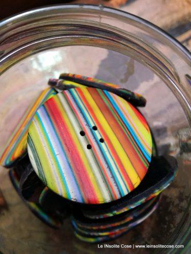 Bottoni in pasta polimerica – una collaborazione