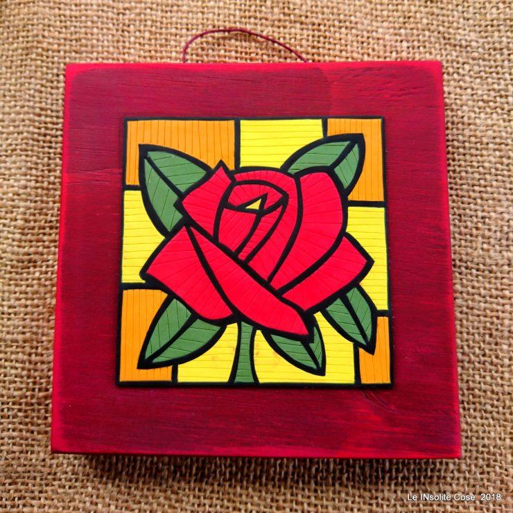 Rose Art Nouveau