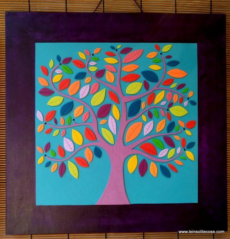 Il nostro grande albero, ricordo per un matrimonio