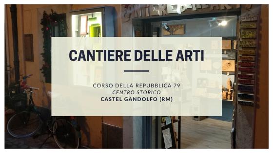 Cantiere delle Arti a Castel Gandolfo ROMA